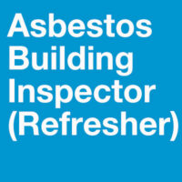Asbestos Building Inspector Training