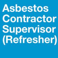 Asbestos Contractor Training