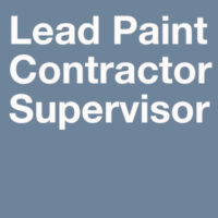Lead Paint Training