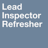 Lead paint inspector refresher training