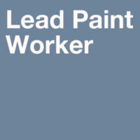 Lead Paint Worker Training