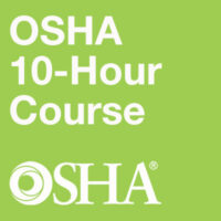 OSHA/EOHS Training 10 hour course