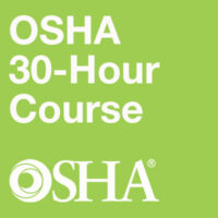 OSHA/EOHS 30-Hour Training Course